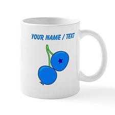 Custom Blueberries Mugs