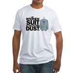 Interview suit collecting dus Fitted T-Shirt