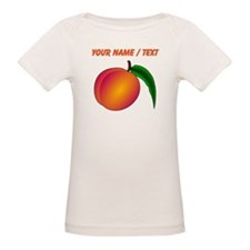 Custom Peach T-Shirt