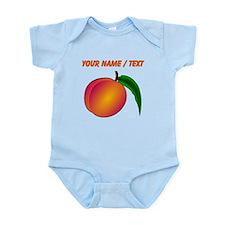 Custom Peach Body Suit
