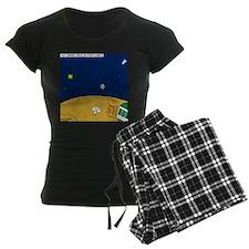 Tornado Defense System Pajamas