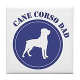 Corso Dad Tile Coaster