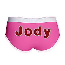 Jody Santa Fur Women's Boy Brief