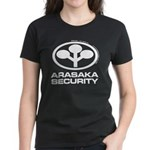 ARASAKA Women's Dark T-Shirt