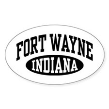 Fort Wayne Indiana Decal