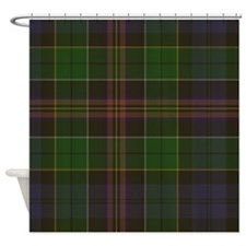 Allison Tartan Shower Curtain