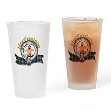 MacFarlane Clan Drinking Glass