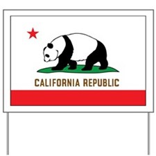Panda Republic Yard Sign