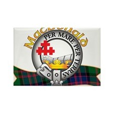 MacDonald Clan Magnets