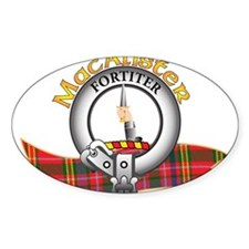 MacAlister Clan Decal