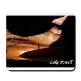 Cathedral in the Desert Mousepad