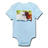 Krypta and Abbott Infant Bodysuit