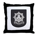 Gemeente Polite Throw Pillow