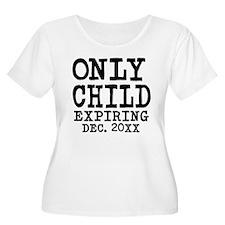 Only Child Expiring T-Shirt
