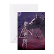 Tickled Pick Greeting Cards