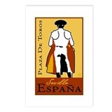 Seville Postcards (Package of 8)