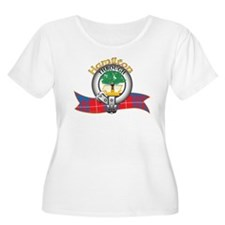 Hamilton Clan Plus Size T-Shirt