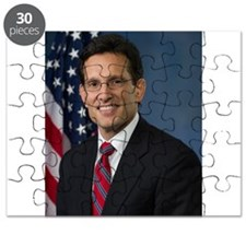 Eric Cantor, Republican US Representative Puzzle