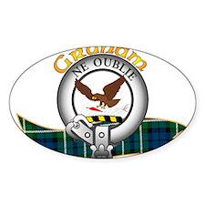 Graham Clan Decal
