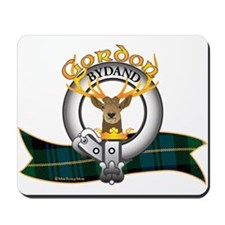 Gordon Clan Mousepad