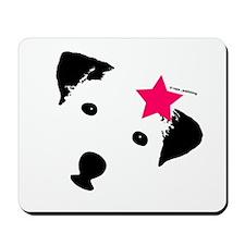 'Sweet girl' Mousepad