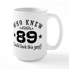 Funny 89th Birthday Mug