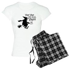 Funny Halloween Witch Sexy Pajamas