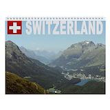 Swiss alps Wall Calendars