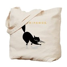 Unique Tripawd Tote Bag