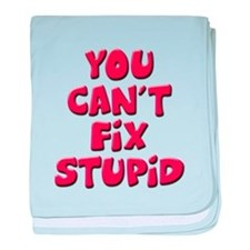 Fix Stupid baby blanket