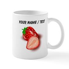 Custom Strawberries Mugs