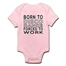 Born To Disco Dance Onesie