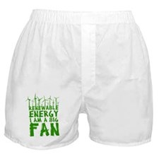 Renewable energy Boxer Shorts