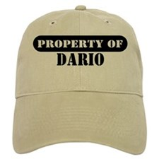 Property of Dario Baseball Cap