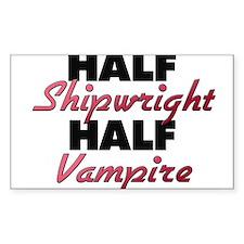 Half Shipwright Half Vampire Decal