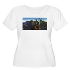 The Flying Ducthman Plus Size T-Shirt