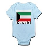 Kuwait Infant Bodysuit