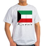 Kuwait Ash Grey T-Shirt