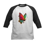 Rainbow Butterfly Tee