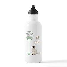 Pet Sitter Water Bottle