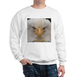 Whats Up Bald Eagle Sweatshirt