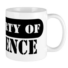 Property of Clarence Mug