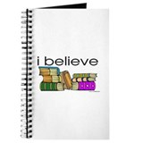 I believe in books Journal