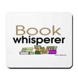 Book Whisperer Mousepad