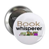 "Book Whisperer 2.25"" Button"