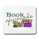 Book Aficionado Mousepad