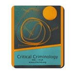 Critical Crim Mousepad