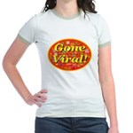 Gone Viral Jr. Ringer T-Shirt