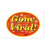 Gone Viral Postcards (Package of 8)