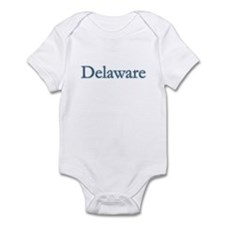 Delaware Infant Bodysuit